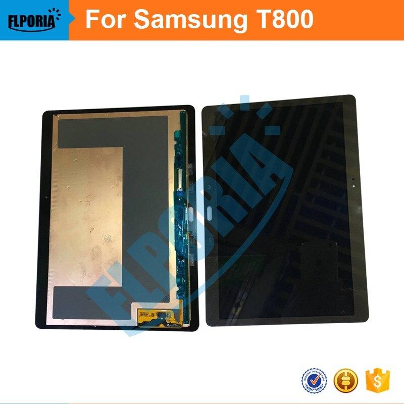 10,5 ''ЖК дисплей для Samsung Galaxy Tab S 10,5 T800 T805 ЖК дисплей Дисплей с планшет сенсорный экран дигитайзер Стекло Панель монтажный ЖК экран