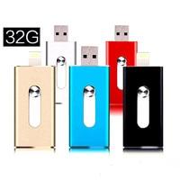 в Manhattan USB на флешка-флэш мини флешки 8 гб 16 гб 32 гб 64 гб 128 гб накопитель для айфона 8/7/плюс/5/5С/6/6С плюс/iPad для флешки