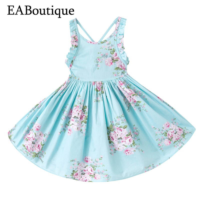 EABoutique kids summer dress sweet fashion flower girl dresses unique back design for girls 1-12 years old decen 3000w water pump 3700w pv pump inverter for solar pump system adapting water head 23 16m daily water supply 100 130m3