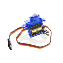 Smart Electronics 1Pcs Rc Mini 9G 1.6Kg Servo Motor Sg90 For Rc 250 450 Helicopter Airplane Car Boat