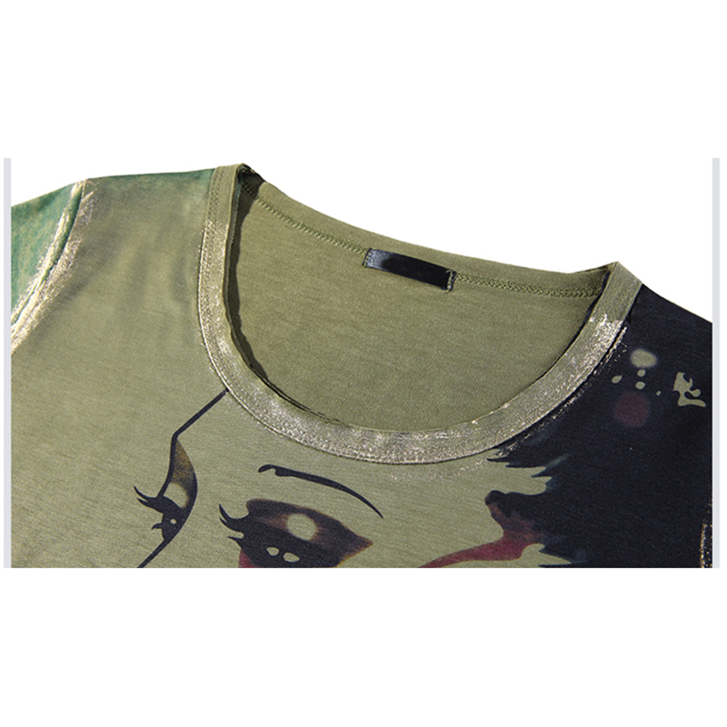 Shintimes Print Summer Tops For Women T-Shirt 2019 Short Sleeve White T Shirt Women Cotton Korean Style Tshirt Tee Shirt Femme