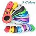 car-styling aluminum Racing colorful  jdm Tow  Hook Auto Trailer Ring for cars/audi tow hook YC100389