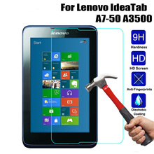 Tablet Glossy 9H Tempered Glass For Lenovo Tab A7 A3500 7