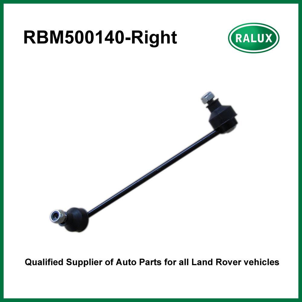 RBM500150 quality car left link for Range Rover Sport LR Discovery 3 4 auto stabilizer bar link top selling spare parts supplier