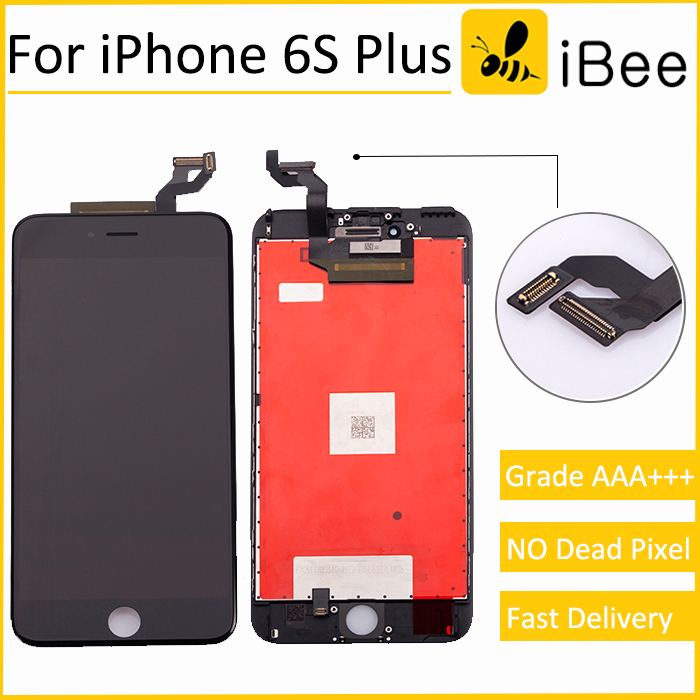 3PCS for AUO Grade AAA LCD Screen Display 5.5 inch For iPhone 6S Plus LCD Pantalla Touch Screen Digitizer Assembly Free Ship