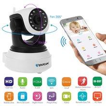 VStarcam IP-камера 720П HDСистема ночного видения Легко установить Слот для SD-карты В помещении Камера безопасности