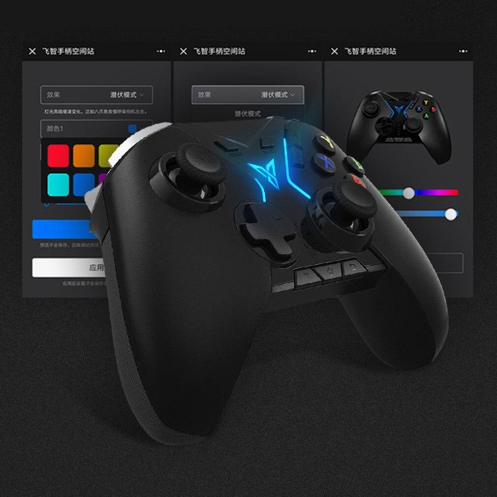 10 шт. в партии 2,4 ГГц беспроводной Bluetooth геймпад контроллер геймпад джойстик с приемником для nintendo для GameCube - 3