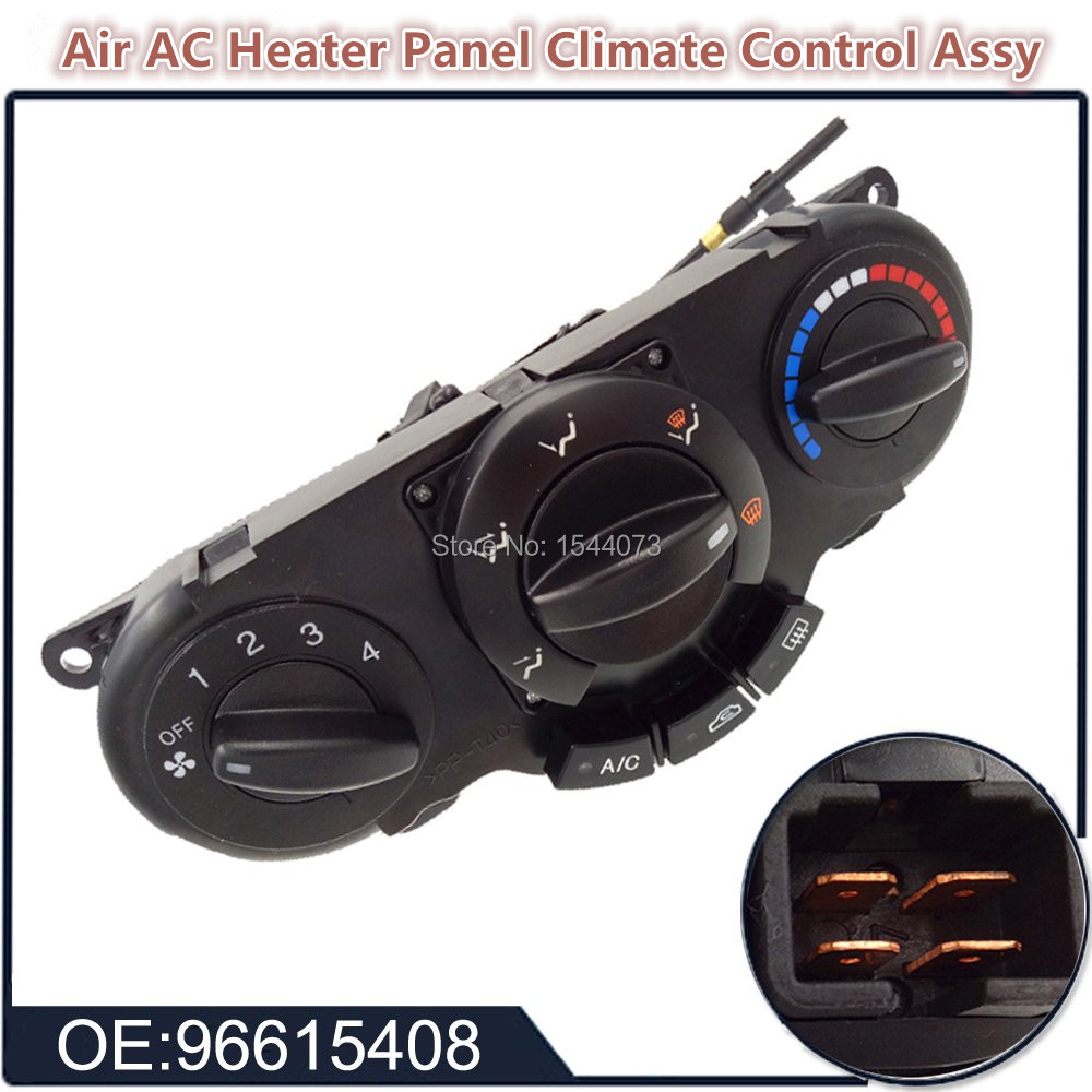 High Quality Air Ac Heater Panel Climate Control Assy For Buick Excelle Wagon Hrv For Chevrolet Lacetti Optra Nubira 96615408 Back To Search Resultsautomobiles & Motorcycles