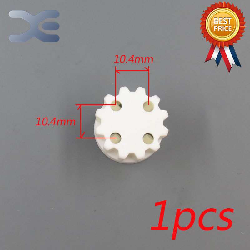 1Pcs New High Quality Meat Grinder Parts PP Plastic Gear Diameter 25mm Small Hole Diameter 3.7mm|meat grinder parts|grinder partsmeat grinder gear - title=