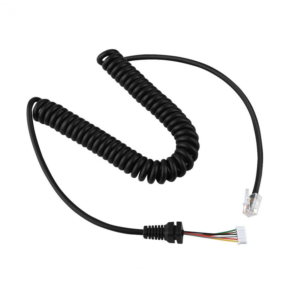 Microphone Cable Car Radio Replacement Line Hand