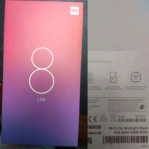 "Image 5 - Turkije 3 ~ 7 Werkdagen Global Versie Xiao mi mi 8 lite 4 Gb 64 GB 6.26 ""19:9 full Screen mi 8 lite S660 OCTA Core 24MP CAMERA Telefoon"