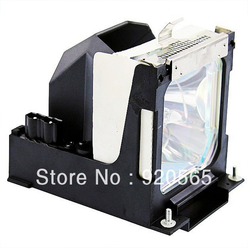 все цены на Free Shipping 610-305-8801 / LMP56 /POA-LMP56 Manufacturer Projector Lamp with Housing for  PLC-XU46 Projector онлайн