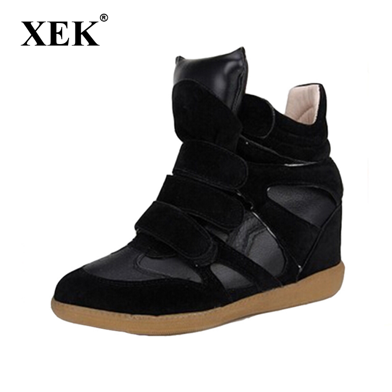 ФОТО Classic women Casual shoes Isabel shoes for women Fashion Height Increasing Spring Winter Shoes
