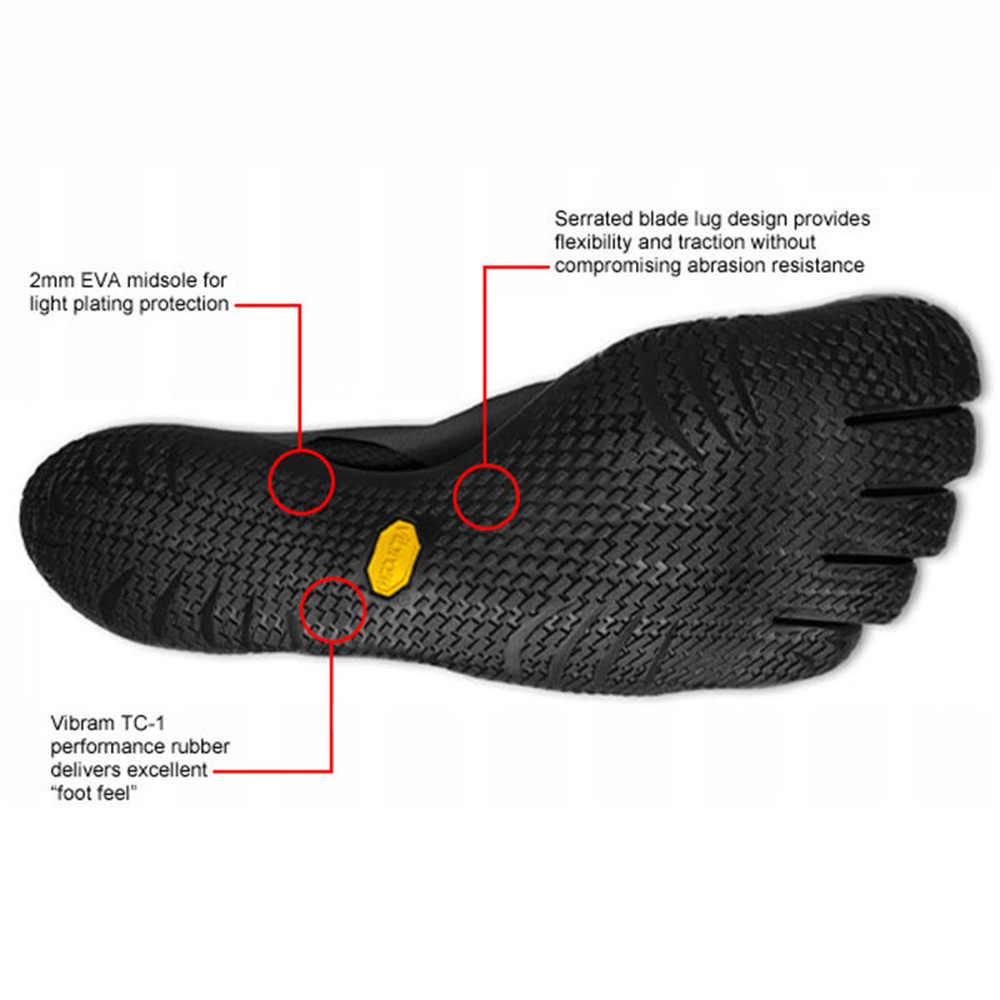 ... Vibram 2018 New Five-finger Shoes Men s Summer New Indoor Leisure Fitness  Training Shoes Lightweight ... 7af0dd7908d