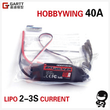 Original Hobbywing SkyWalker 40A 2-3S Brushless Speed Controller ESC with BEC for RC Helicopter Drone Free shipping