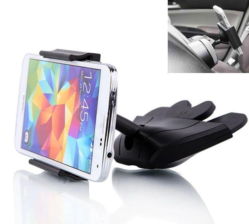 Auto Cd Speler Slot Mount Cradle Gps Tablet Telefoon Houders Stands Voor Cubot Regenboog/dinosaurus/echo/regenboog 2/cheetah 2/z100 Pro Om Jarenlange Probleemloze Service Te Garanderen