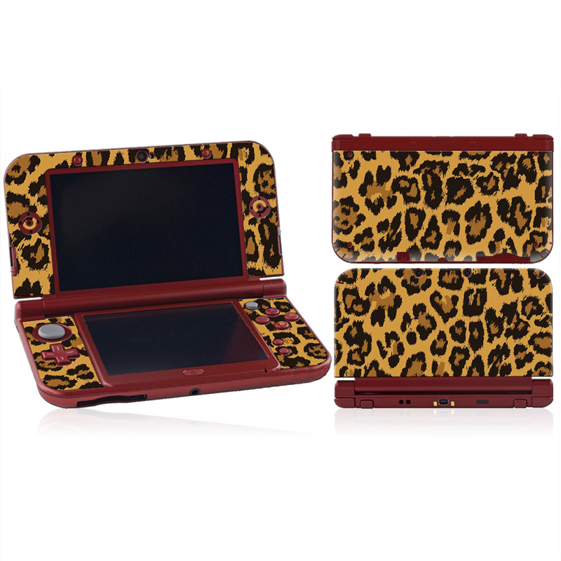 Free Drop Shipping Designer vinyl decal skin sticker games consol for NEW 3DS LL XL 2015 PLUS #TN-NEW3DSLL-0153