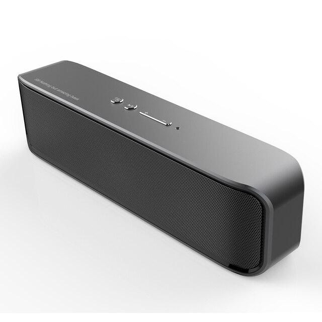 20 W Altavoz Bluetooth Subwoofer Soundbar altavoces caja de sonido con micrófono música estéreo TF manos libres portátil Loundspeakers