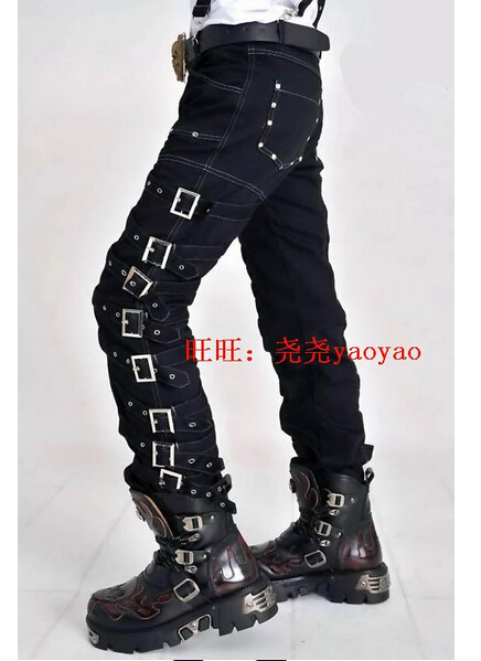 Popular Rock Trousers Buy Cheap Rock Trousers Lots From China Rock Trousers Suppliers On
