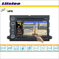 Liislee For Ford Expedition 2007~2011 Car S160 Multimedia System Radio Stereo CD DVD TV GPS Nav Navi Navigation HD Touch Screen