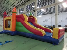 Jumping Castles Inflatable Commercial Bouncer Slide Combo