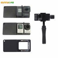 Sunnylife Handheld Gimbal Adapter For GoPro Hero 6 5 4 3 Yi 4k Camera Switch Mount