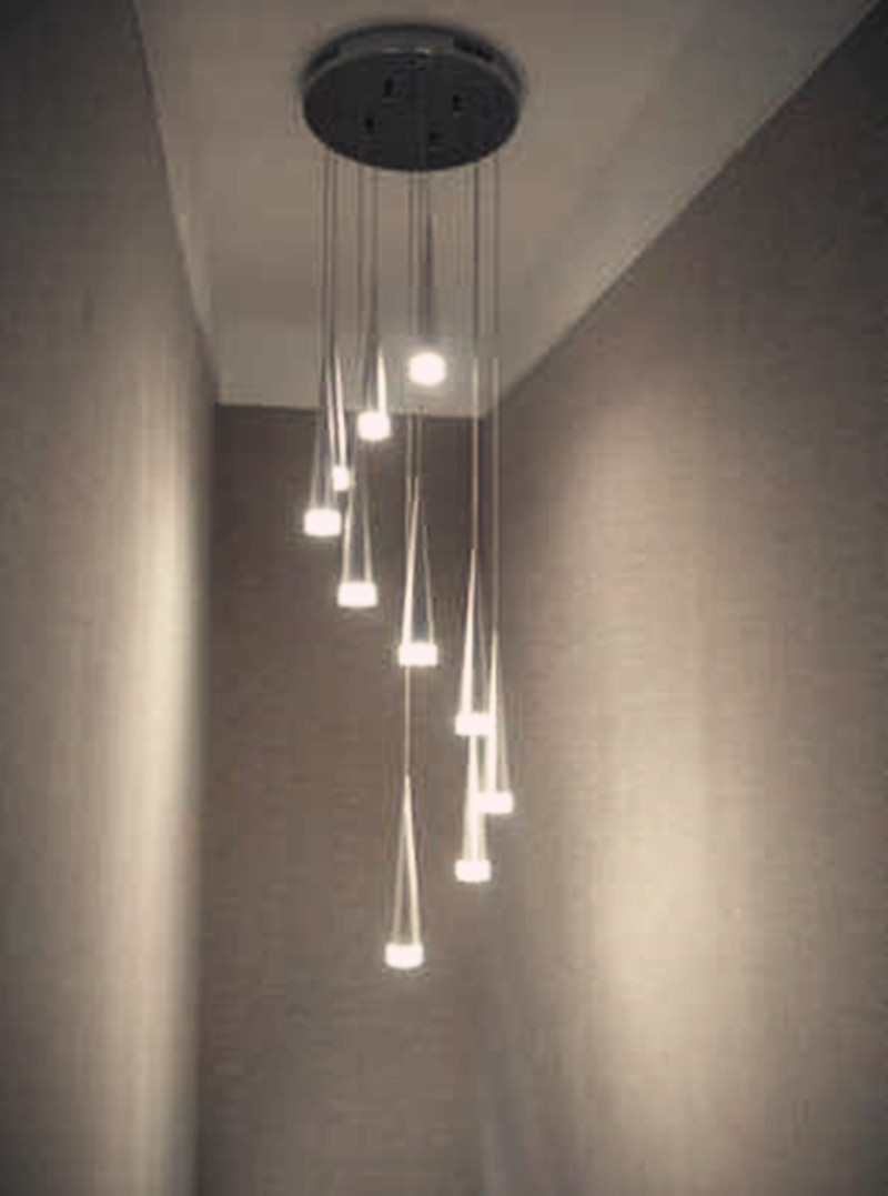 Buy Stairwell Lighting Chandeliers And Get Free Shipping On AliExpress.com