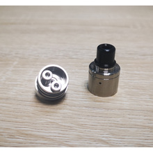 YFTK High Quality Speed Revolution 18mm RDA Rebuildable Dripping Atomizer With BF Pin Silver 316 SS Tank 510 Thread Box Mod free gift original digiflavor drop solo rda single coil 22mm with two caps standard 510 and bf squonk 510 pin deep base