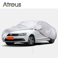 Sedan XL Waterproof Dustproof Car covers for Peugeot 407 508 Saab 9 5 Skoda Superb Chevrolet Malibu Epica Camaro Toyota Camry