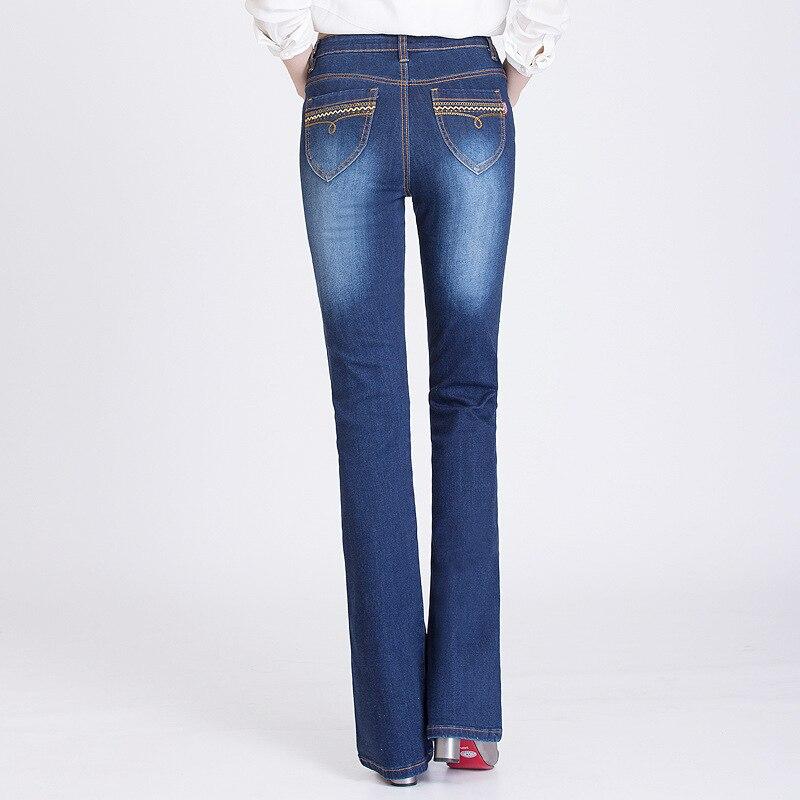 Fit Avec Femmes Sexy Perles Taille Noir Pantalon Slim Paillettes Fusées  Stretch Haute Blue Strass Jean ... 8adefcb8878