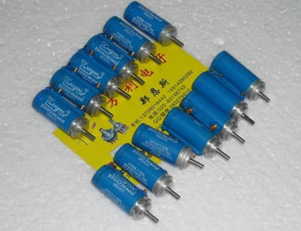 [YK]MEXICO BOURNS 3751H-1-103 3751H-1-103L 10K 1K 5K  handle 8mm multi-turn potentiometer servo installation switch