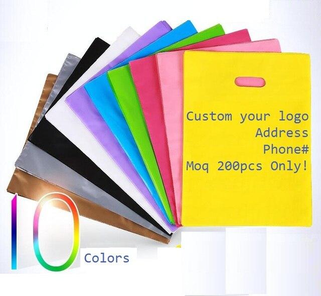 Aliexpress.com : Buy Custom Logo Order Accept MOQ Pink Plastic ...