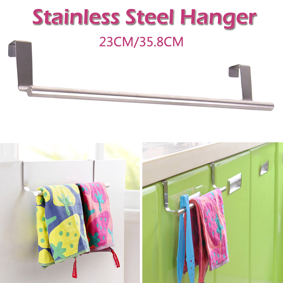 Wall Mounted Towel Holder Cabinet Drawer Towel Hanging ...
