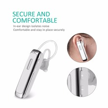 Gaoye Bluetooth Headset R9 Wireless 4.1 Stereo Sports Earphone Studio Music Earbuds with Mic Noise Cancelling Voice Control
