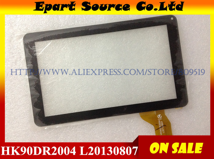 A+  HK90DR2004 L20130807 9inch  touch screen touch panel digitizer glass replacement for MID hk 04 hk 14 touch screen om 23 touch screen