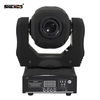 DMX Disco 60W LED Spot Moving Head Light 60W LED DJ Spot Light for Professional Stage Light for Wedding Show Events New Year