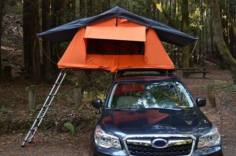 Custom Design Truck Camper Shell Tent Outdoor For Camping In Yongkang