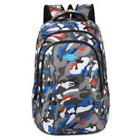 High Quality Men Backpacks Camouflage School Bag for Teenager Girls Boys High Capacity Camo Laptop Backpack Travel Bags Mochila