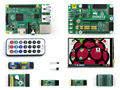 RPi2 B Package A =DVK512 Expansion Kit + 3.5 inch Raspberry Pi LCD + 8 Modules+Raspberry Pi Model 2 B Mini PC Development Kit