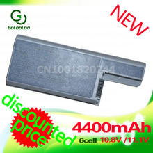 Golooloo 4400mAh Laptop Battery For Dell Latitude D820 D531 D830 D531N Precision M4300 M65 310-9122 312-0393 312-0401(China)