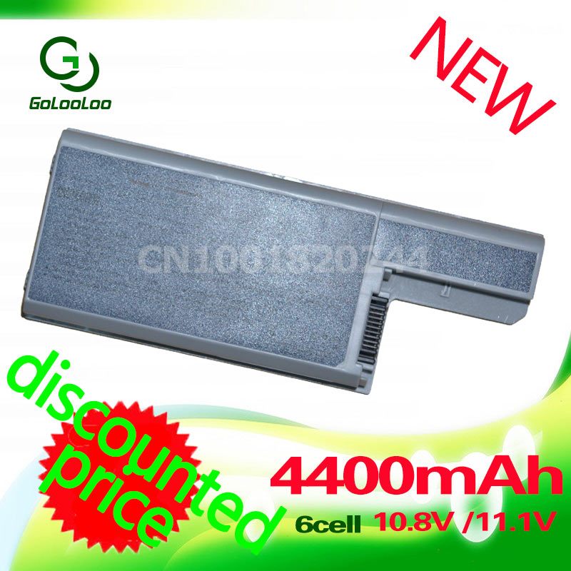 Golooloo 4400mAh Laptop Battery For Dell Latitude D820 D531 D830 D531N Precision M4300 M65 310-9122 312-0393 312-0401 golooloo battery for dell inspiron 1525 1526 1545 1546 312 0626 312 0634 312 0633 312 0763 312 0844 451 10534 c601h cr693