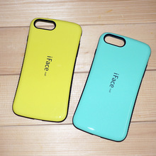 For iPhone 5C Case TPU Shockproof Cases Hard PC+ Soft TPU Cover For Apple iphone 5C Candy Color Anti-knock Phone Shell iface Bag