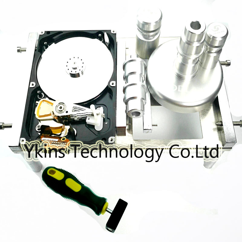 2018 Auto Hard Drive Platter Swap Suite / Auto Smart of Hard Drive Platter Extractor +metal working table for HDD lab repair hard drive for 4600r 4300r st336705lc 9p6001 302 well tested working 90days warranty page 7