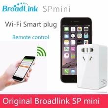 2016 Original Broadlink SP mini Best Sale Wifi/4G Remote Control Plugs Sockets Smart home Similar Kankun ORVIBO
