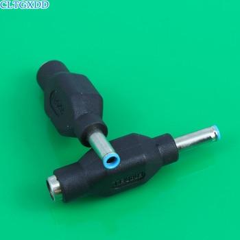 Yeni model DELL 4.5*3.0 Taşınabilir adaptör DC İpuçları güç şarj cihazı kadın 5.5*2.1 dönüştürücü çip ile içinde olabilir şarj pil