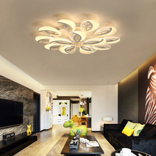 Nordic Ceiling lights Novelty post-modern living room Fixtures bedroom aisle LED ceiling lamp lighting