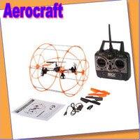 2.4G Multiples Copters Quadcopter Aerocraft Escalade Courir Flying RC Télécommande + Livraison gratuite