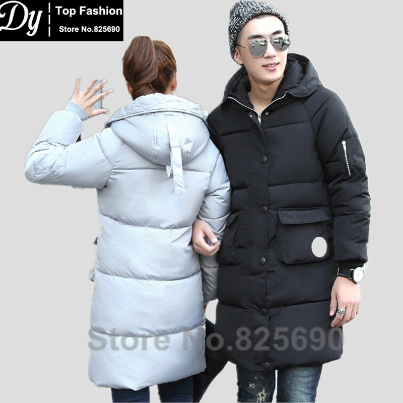 Couple Jackets For Women&Men Fashion Thick Down Cotton Parka Women's Winter Jacket Coat Female Water Proof Hooded Jacket new cotton padded winter jackets women fashion short down parka light women s winter jacket coat short female water proof jacket