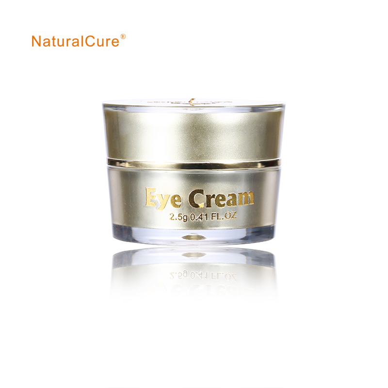 NaturalCure compound protein eye cream, laughing lines and slack eyelids need product to invigorate the skin, works remarkably.