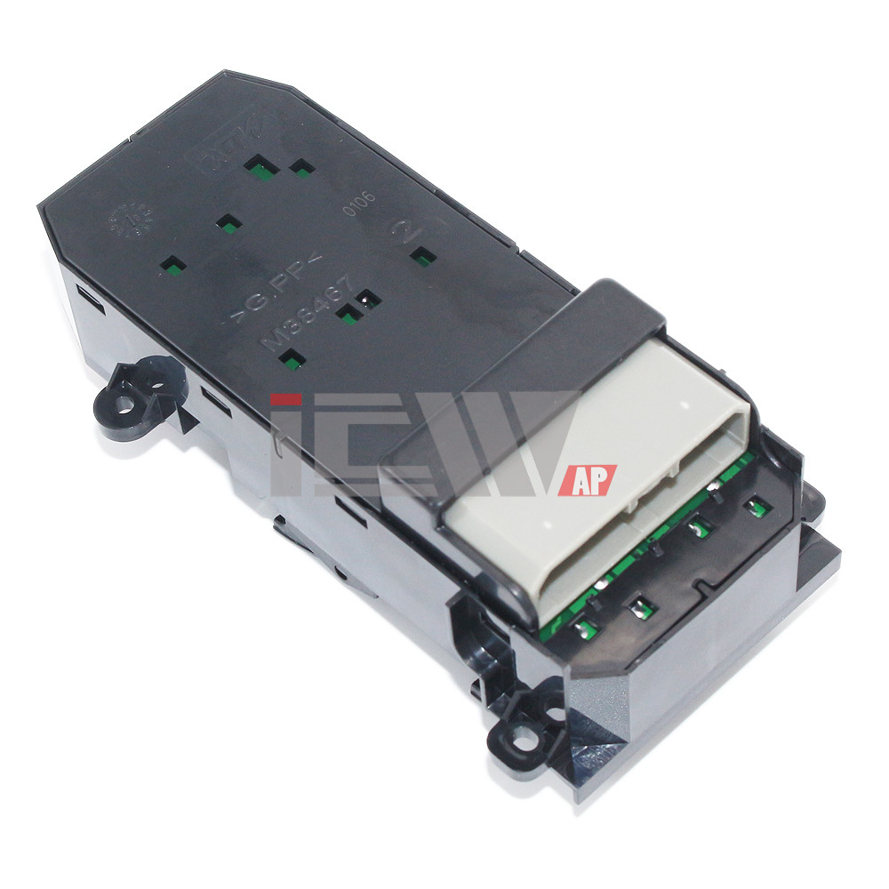 OEM: 35750-SNV-H52 / 35750SNVH52 Electric Power Window Master Switch For 2006-2011 Honda Civic